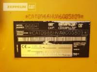 CATERPILLAR 轮式装载机/多功能装载机 966H equipment  photo 6