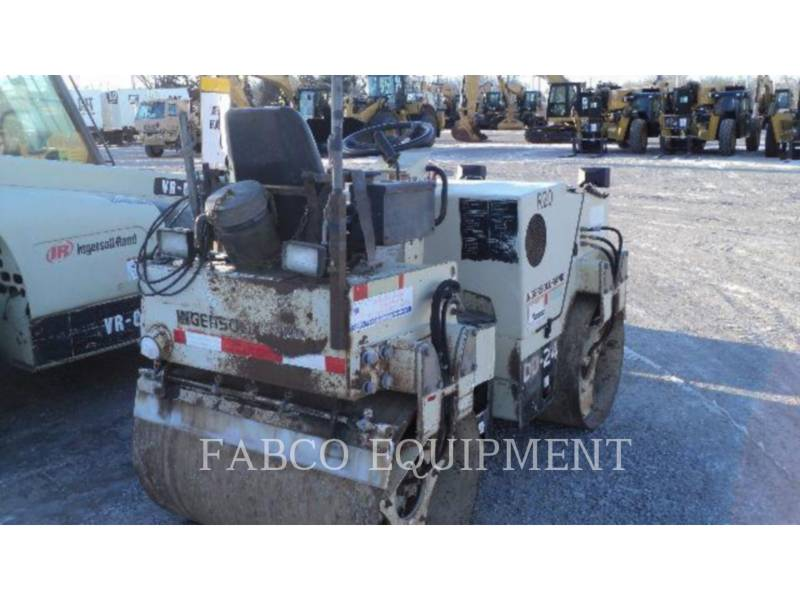 INGERSOLL-RAND COMPACTADORES DD24 equipment  photo 3