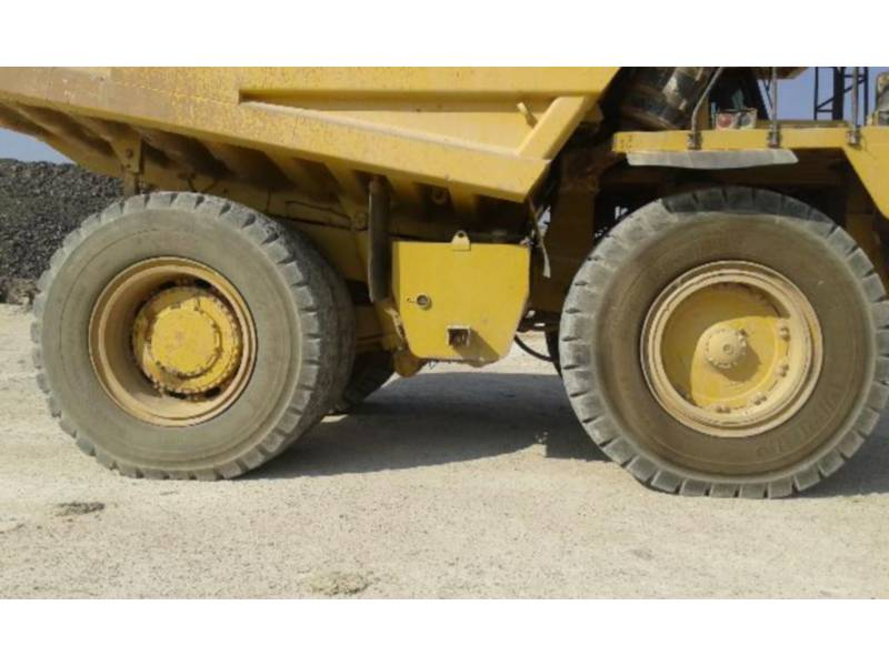 CATERPILLAR TOMBEREAUX RIGIDES POUR MINES 777DLRC equipment  photo 7