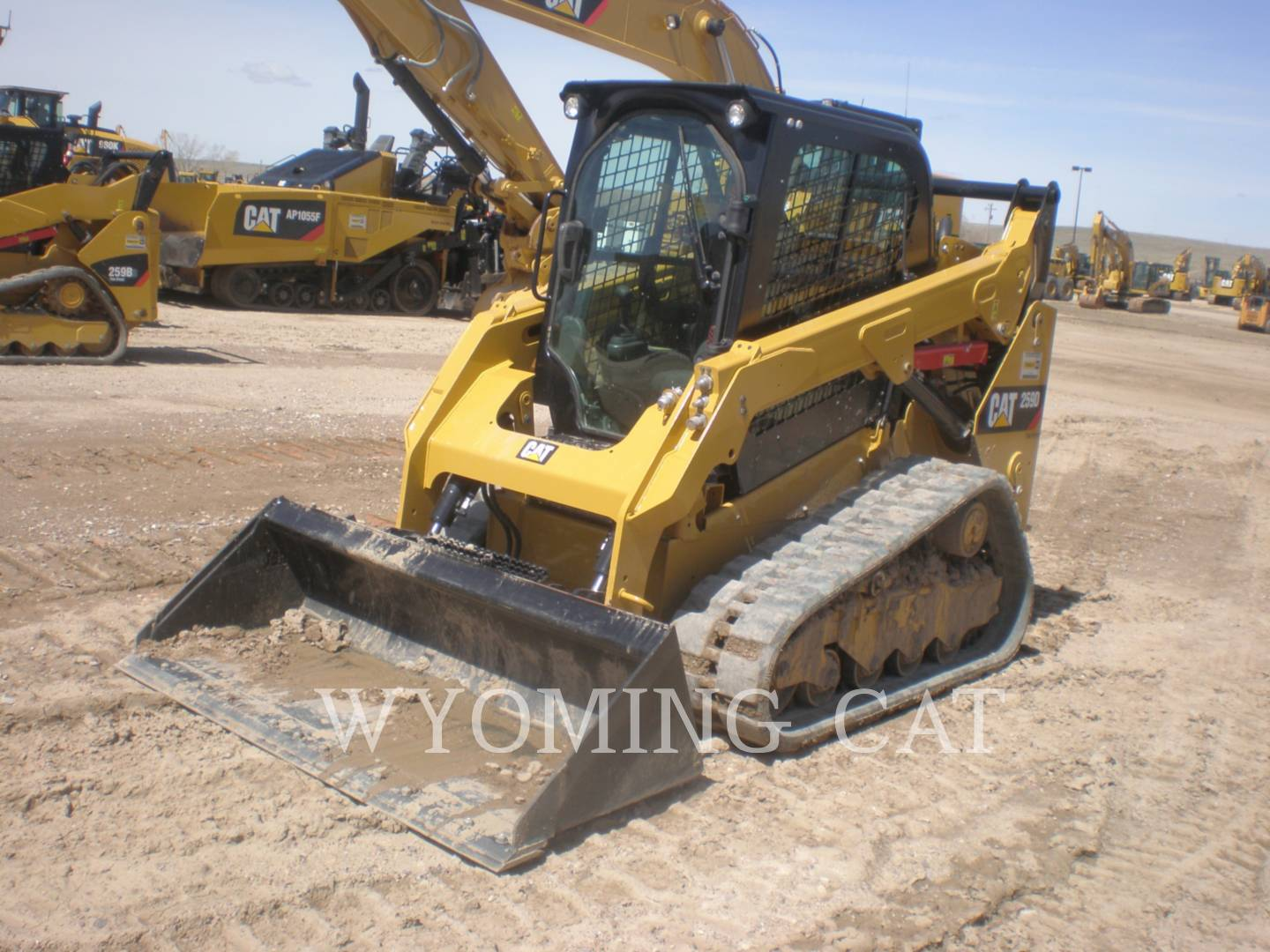 Detail photo of 2015 Caterpillar 259D from Construction Equipment Guide