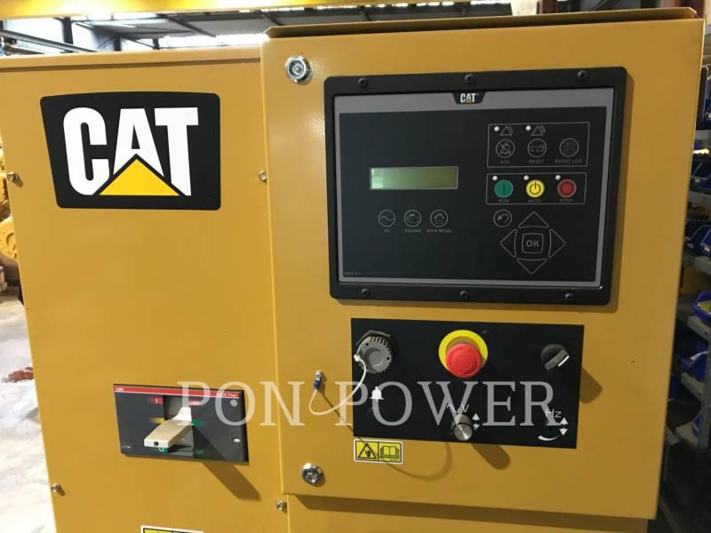 CATERPILLAR 固定式発電装置 C18 DI-TA equipment  photo 3