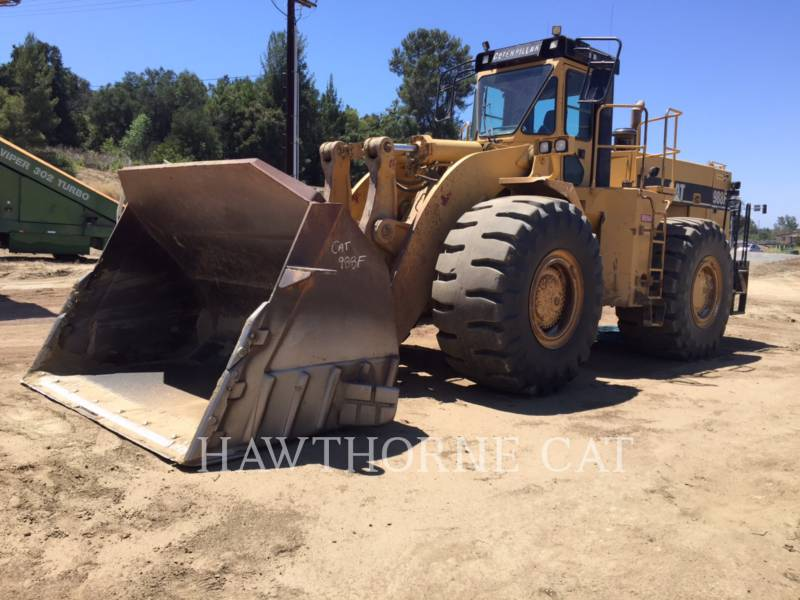 CATERPILLAR WHEEL LOADERS/INTEGRATED TOOLCARRIERS 988F II equipment  photo 1