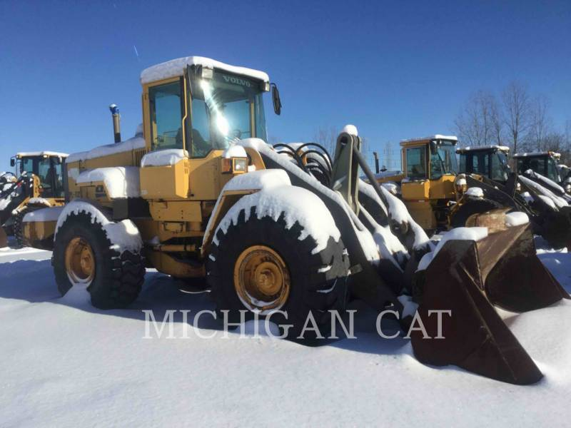 VOLVO CONSTRUCTION EQUIPMENT WHEEL LOADERS/INTEGRATED TOOLCARRIERS L120 equipment  photo 3