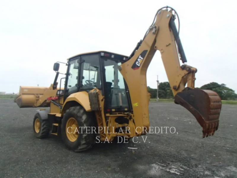 CATERPILLAR RETROEXCAVADORAS CARGADORAS 416F2STLRC equipment  photo 4
