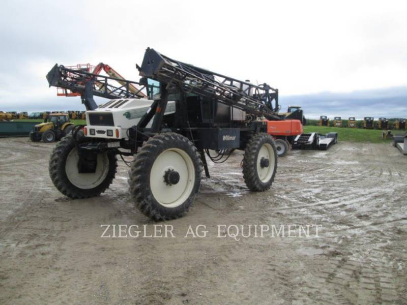 WILMAR ROZPYLACZ 8100 equipment  photo 9