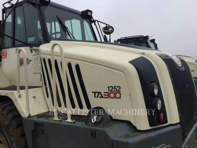 TEREX EQUIP. LTD. ARTICULATED TRUCKS TA300  equipment  photo 20