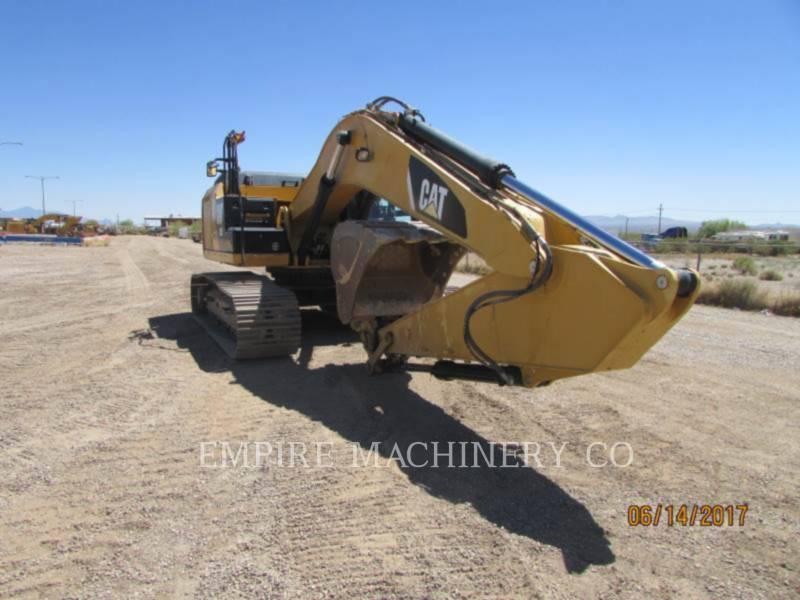 CATERPILLAR PELLES SUR CHAINES 329EL equipment  photo 1