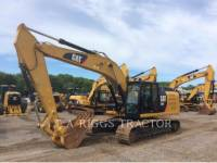 Equipment photo CATERPILLAR 329E 10 TRACK EXCAVATORS 1
