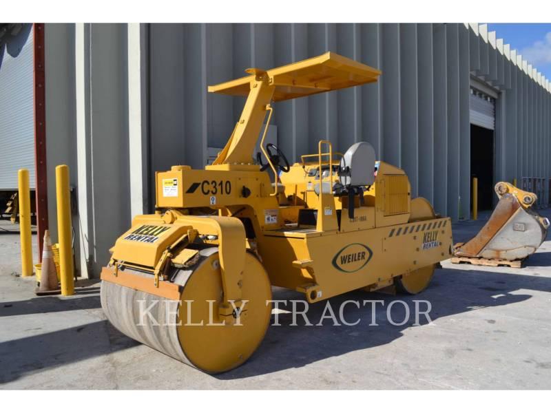 WEILER COMPACTORS C307 equipment  photo 2