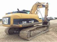 CATERPILLAR KETTEN-HYDRAULIKBAGGER 324DL equipment  photo 13