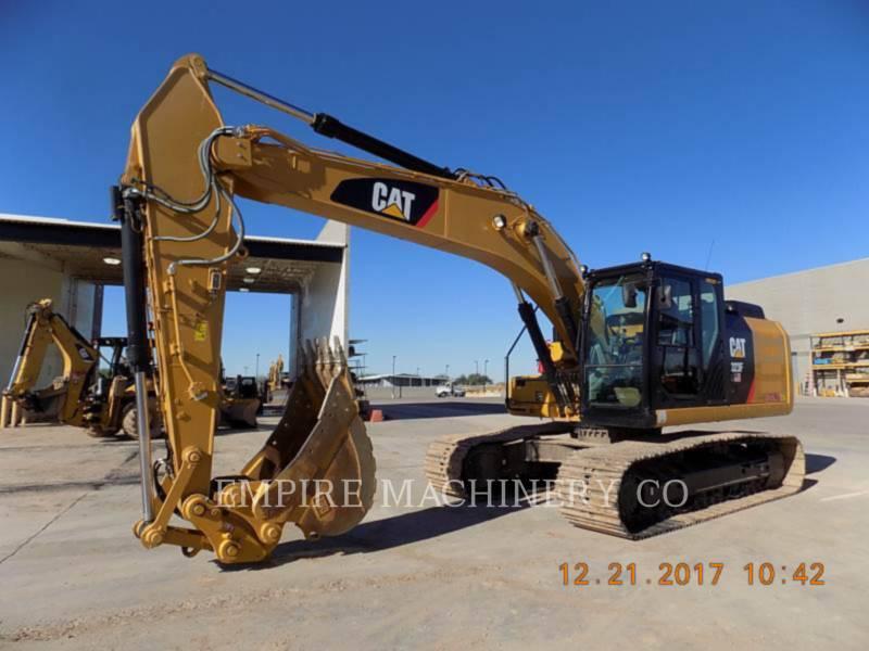 CATERPILLAR PELLES SUR CHAINES 323FL    P equipment  photo 4