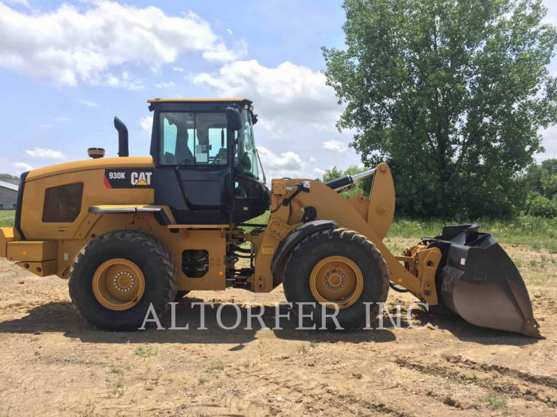 CATERPILLAR RADLADER/INDUSTRIE-RADLADER 930K equipment  photo 5