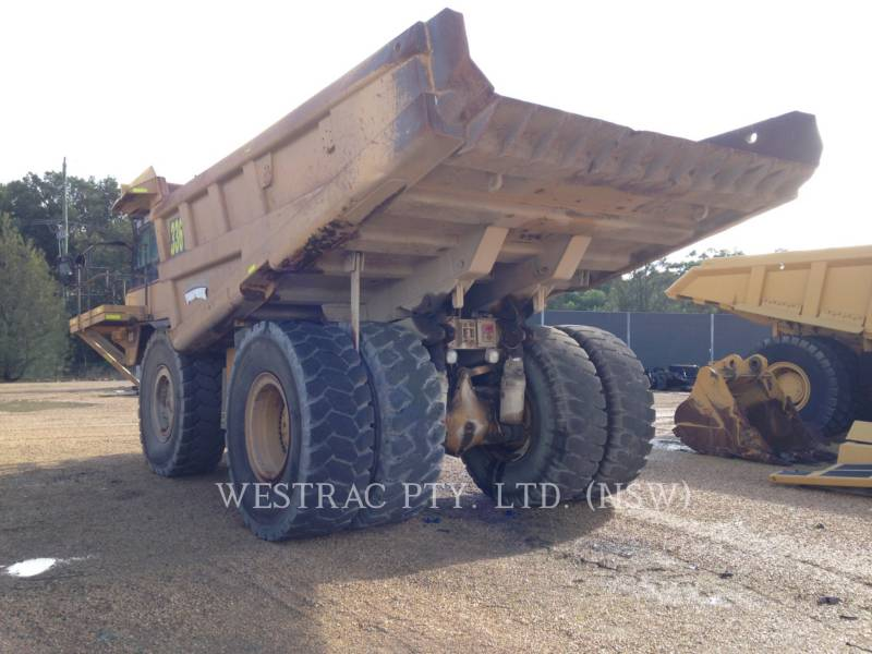 CATERPILLAR STARRE DUMPTRUCKS 775E equipment  photo 6