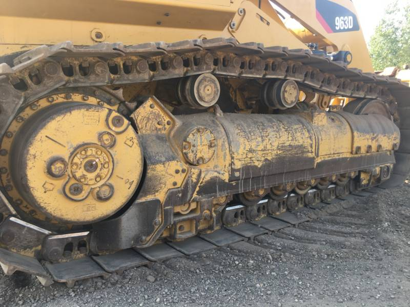 CATERPILLAR TRACK LOADERS 963D equipment  photo 10
