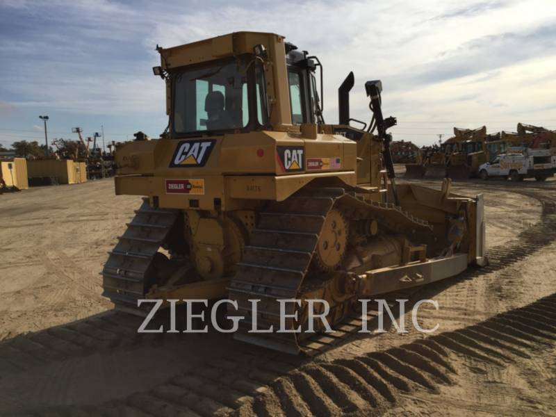 CATERPILLAR TRACK TYPE TRACTORS D6TXWA equipment  photo 4