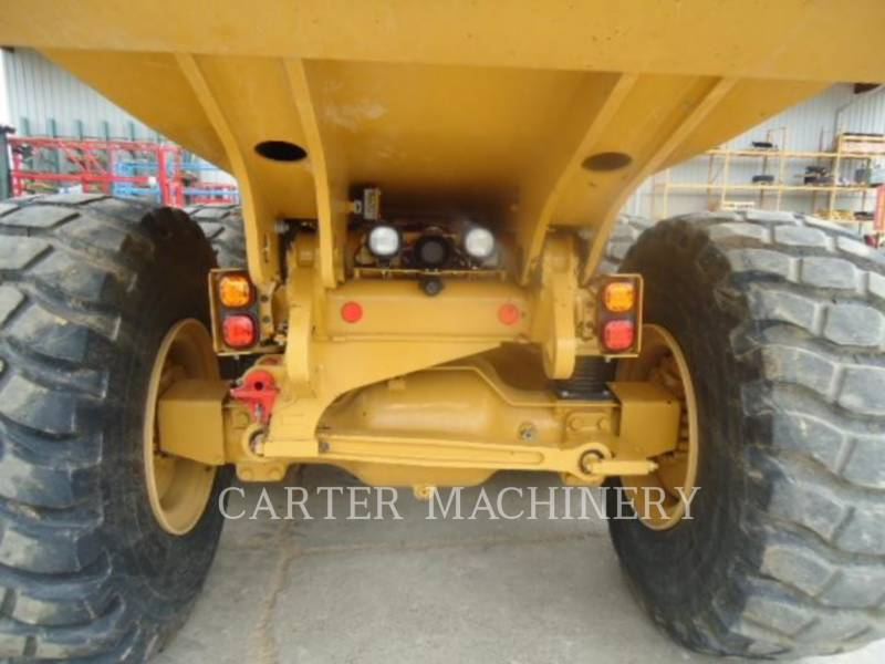 CATERPILLAR CAMIONES ARTICULADOS 725C equipment  photo 7