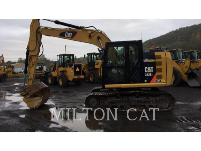 CATERPILLAR TRACK EXCAVATORS 312E L equipment  photo 4