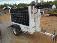 Equipment photo PROGRESS SOLAR SOLUTIONS SLT600ZZ TORRE DE ALUMBRADO 1