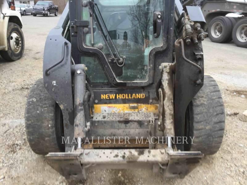 NEW HOLLAND LTD. SKID STEER LOADERS L225 equipment  photo 14