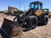 Equipment photo KOMATSU WA200PT-5 WHEEL LOADERS/INTEGRATED TOOLCARRIERS 1