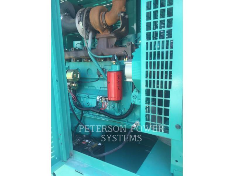 CUMMINS STATIONARY GENERATOR SETS 80KW equipment  photo 6
