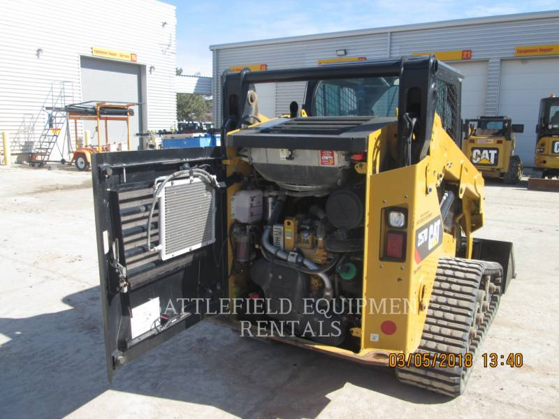 CATERPILLAR 多様地形対応ローダ 257D equipment  photo 7