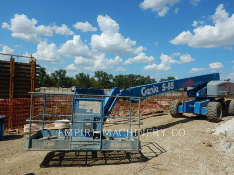 GENIE INDUSTRIES EQUIPO VARIADO / OTRO S-85 equipment  photo 1