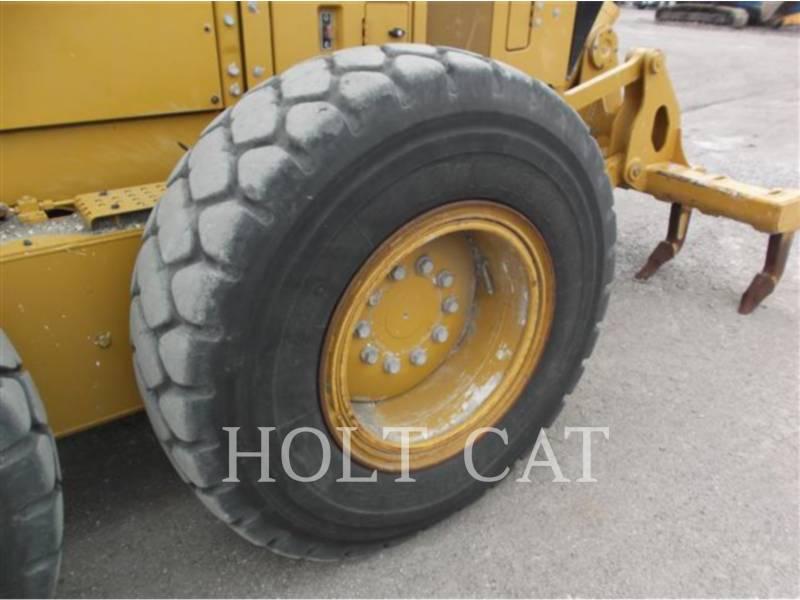 CATERPILLAR MOTONIVELADORAS 140M2 equipment  photo 11