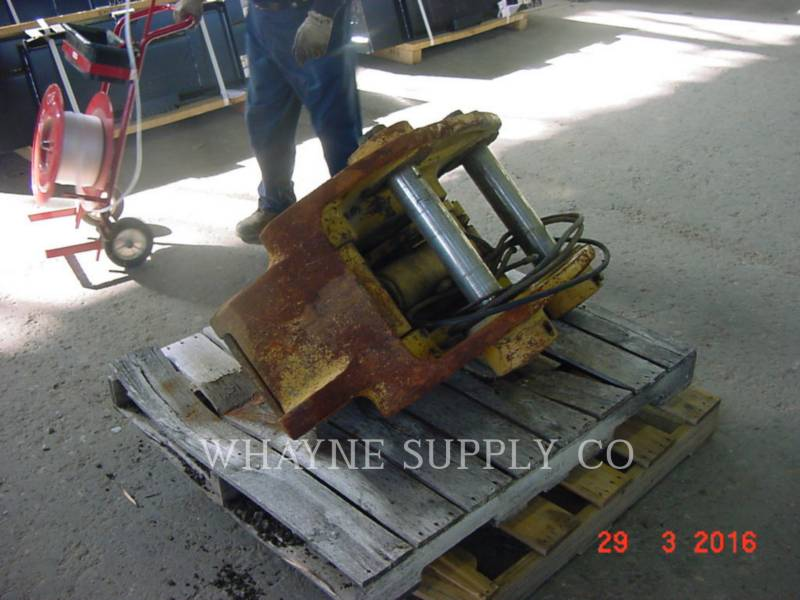 Caterpillar UL – CUPLOR RAPID 330CL equipment  photo 3