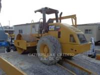 Equipment photo CATERPILLAR CS-533E ROLO COMPACTADOR DE ASFALTO COMBINADO 1
