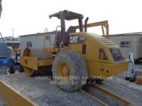 CATERPILLAR ROLO COMPACTADOR DE ASFALTO COMBINADO CS-533E equipment  photo 1