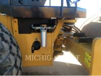 CATERPILLAR VIBRATORY SINGLE DRUM SMOOTH CS54B equipment  photo 21