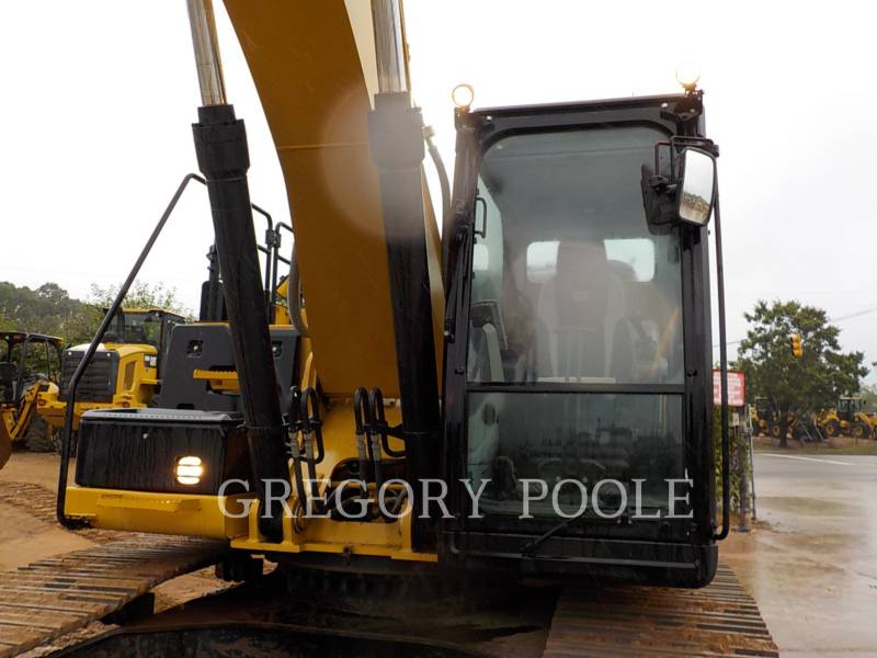 CATERPILLAR KETTEN-HYDRAULIKBAGGER 329E L equipment  photo 3