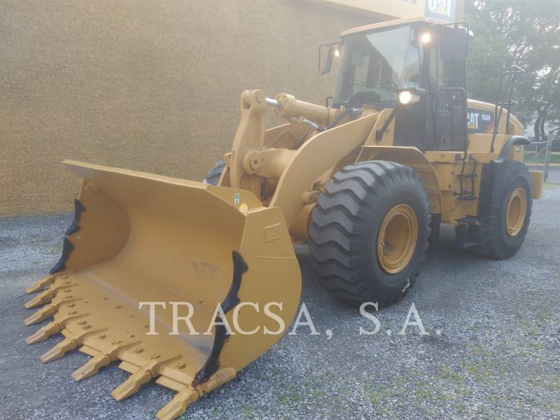 Caterpillar ÎNCĂRCĂTOARE PE ROŢI/PORTSCULE INTEGRATE 966H equipment  photo 2