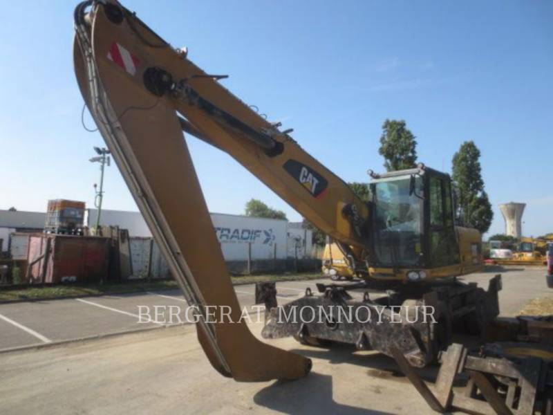 CATERPILLAR WHEEL EXCAVATORS M318D MH equipment  photo 1