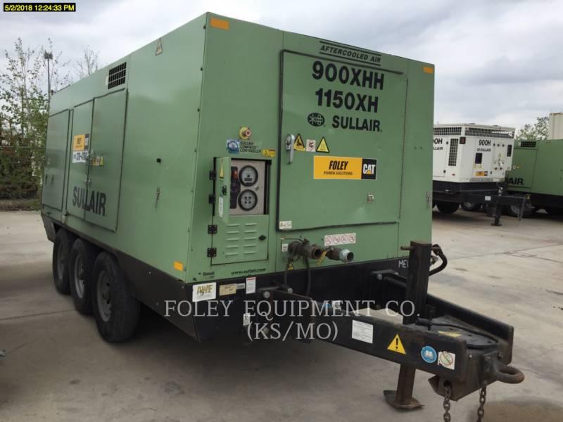 SULLAIR COMPRESSEUR A AIR (OBS) 1150XHA900 equipment  photo 3