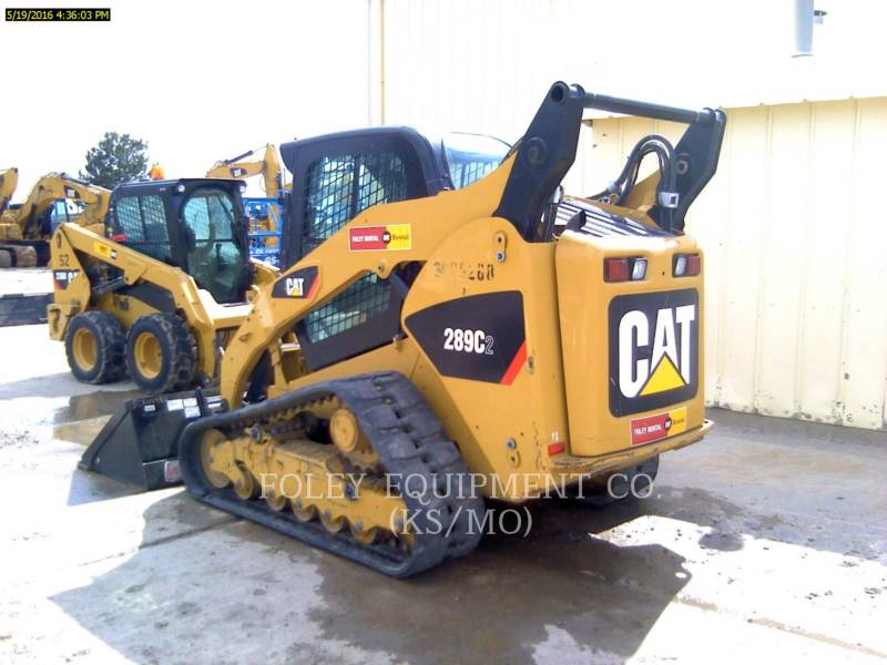 CATERPILLAR SKID STEER LOADERS 289C2STD2C equipment  photo 4