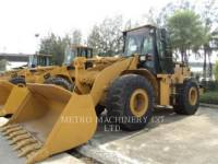 Equipment photo CATERPILLAR 950G RADLADER/INDUSTRIE-RADLADER 1