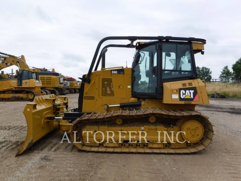 CATERPILLAR TRACTORES DE CADENAS D6K2 LGP equipment  photo 5