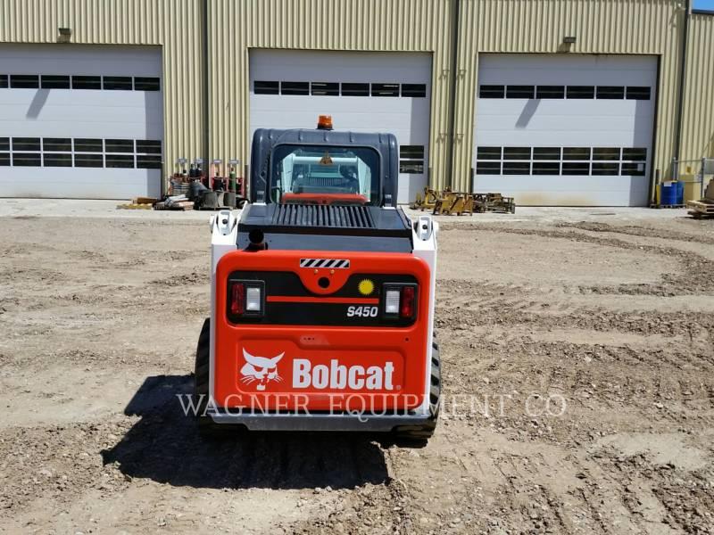BOBCAT MINICARGADORAS S450 equipment  photo 2
