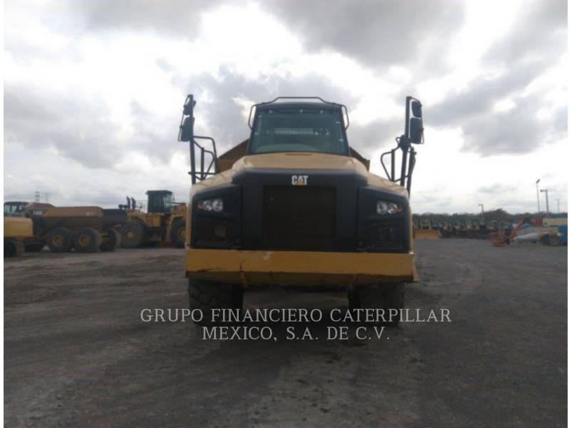 CATERPILLAR CAMINHÕES ARTICULADOS 740B equipment  photo 4