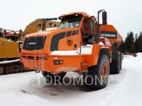 Equipment photo DOOSAN INFRACORE AMERICA CORP. DA40 DUMPER A TELAIO RIGIDO 1