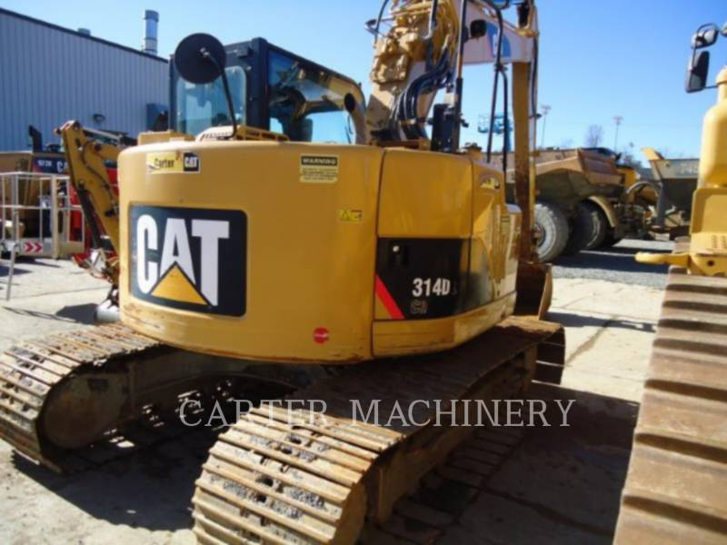 CATERPILLAR EXCAVADORAS DE CADENAS 314DL CF equipment  photo 6