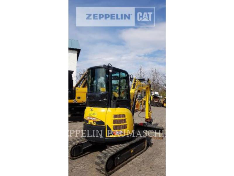 YANMAR TRACK EXCAVATORS VIO33 equipment  photo 3