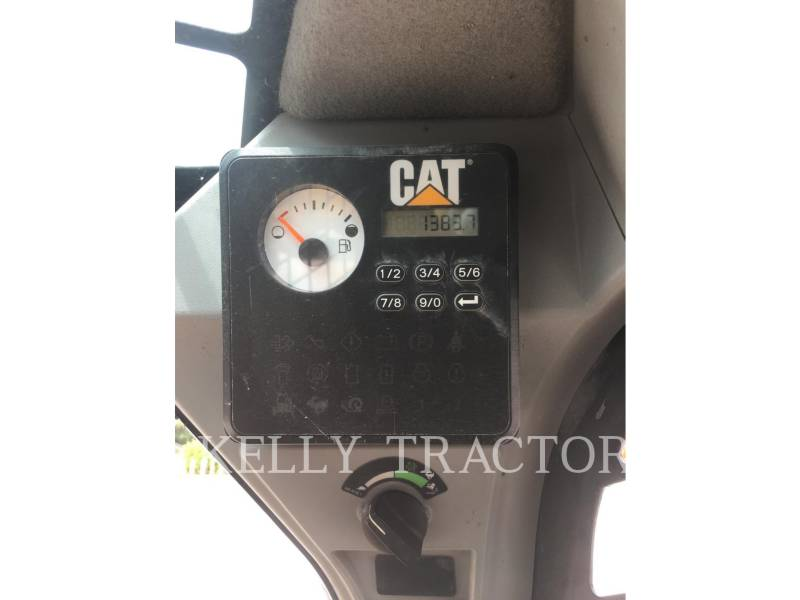 CATERPILLAR CARGADORES MULTITERRENO 287D equipment  photo 14