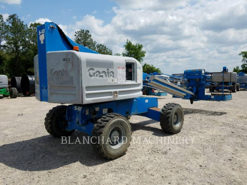 GENIE INDUSTRIES DŹWIG - WYSIĘGNIK S-40 equipment  photo 3