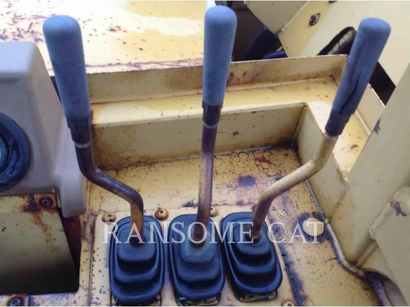 CATERPILLAR MOTOESCREPAS 615 equipment  photo 8