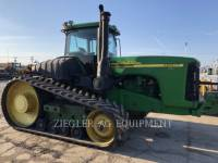 DEERE & CO. TRACTEURS AGRICOLES 9520T equipment  photo 2