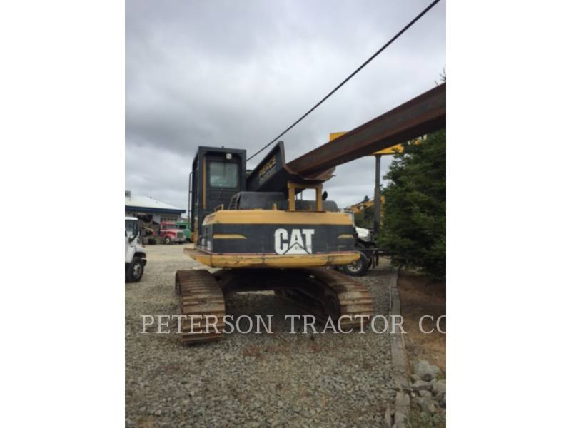 CATERPILLAR TRACK EXCAVATORS 322BL equipment  photo 3