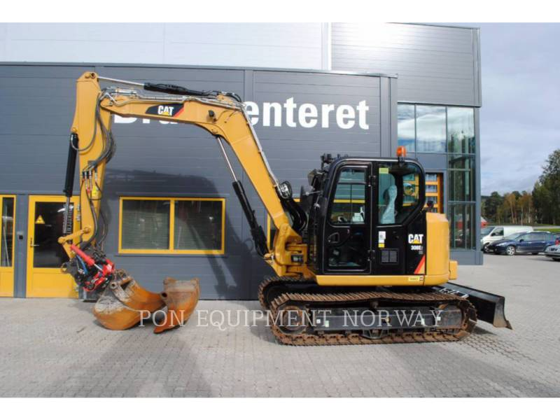 CATERPILLAR KETTEN-HYDRAULIKBAGGER 308E equipment  photo 12